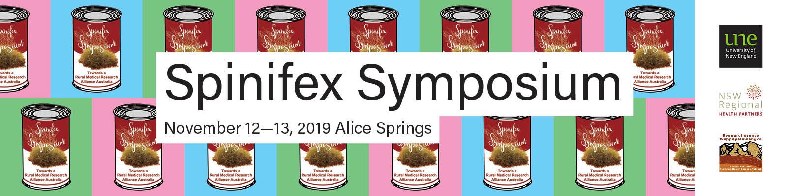 The Spinifex Symposium
